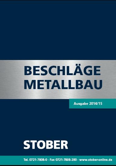 Metallbau-Katalog